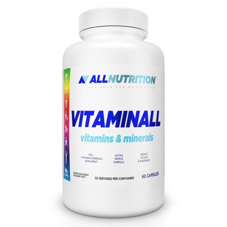 Allnutrition Vitaminall 60 caps.