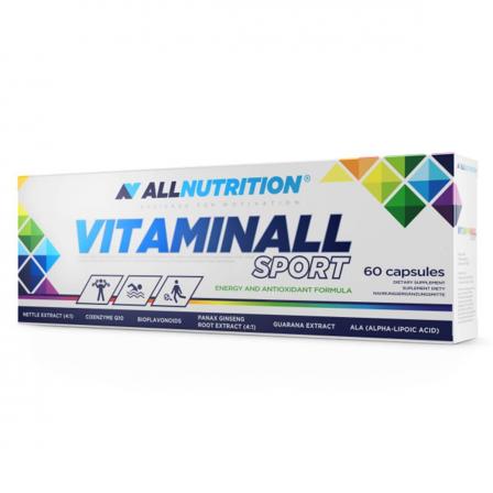 Allnutrition Vitaminall Sport 60 caps.