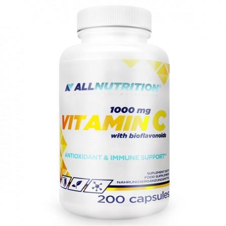 Allnutrition Vitamin C With Bioflavonoids 200 caps.