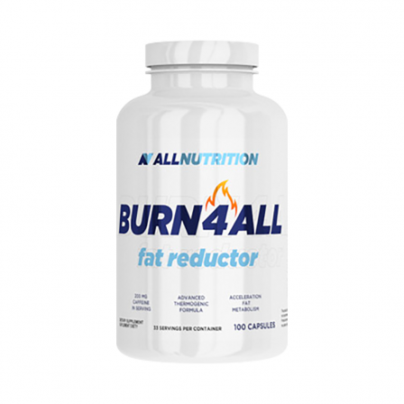 Allnutrition Burn4all 100 caps.