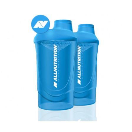 Allnutrition Shaker Wave Blue 600ml.