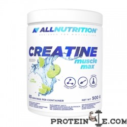 Allnutrition Creatine Muscle Max 500 gr. Flavoured