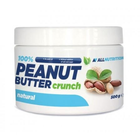 Allnutrition Peanut Butter Crunch 500 gr. - Фъстъчено масло