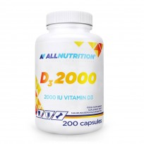 Allnutrition D3 2000 200 caps.