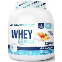 Allnutrition Whey Delicious 2270 gr.