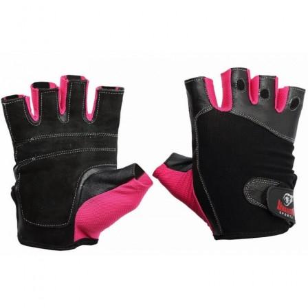 Armageddon Sports Дамски Фитнес Ръкавици PinkFit