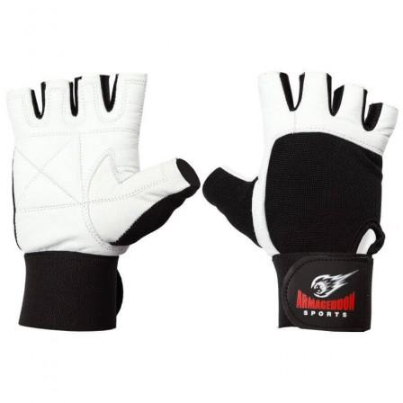 Armageddon Sports Ръкавици с Накитници White