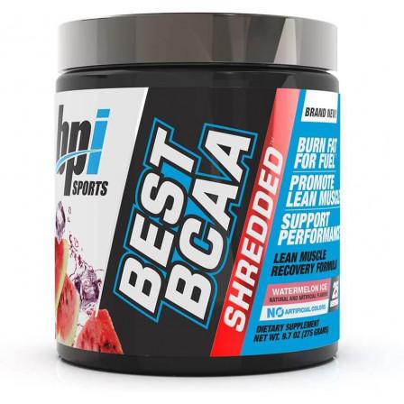 BPI Sports Best BCAA Shredded 275 gr.