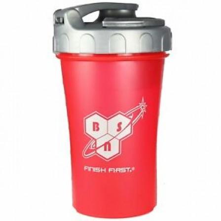Bsn Shaker Red 500 ml.