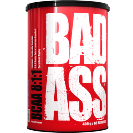 Bad Ass BCAA 8:1:1 400 gr.
