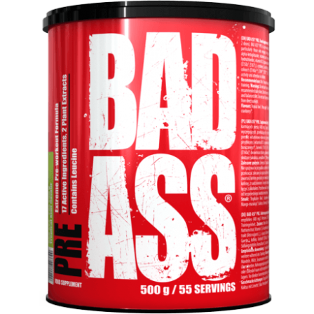 Bad Ass PRE 500 gr.
