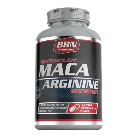 Best Body Nutrition Testobolan Maca Booster 100 caps.