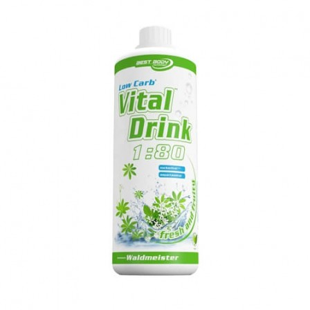 Best Body Low Carb Vital Drink 1000 ml.