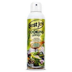 Best Joy Cooking Spray Italian Herbs 250 ml.