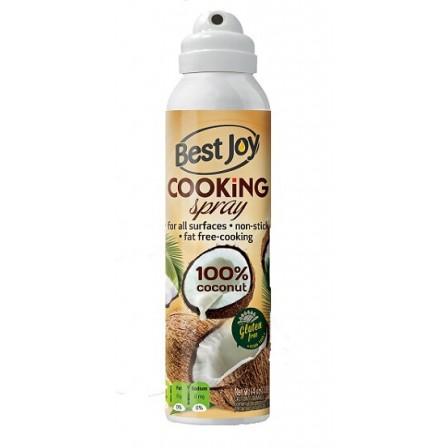 Best Joy Cooking Spray Coconut Oil 100 ml.
