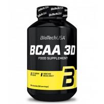 BioTech USA BCAA 3D 180 caps.