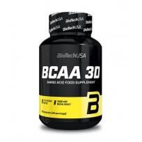 BioTech USA BCAA 3D 90 caps.