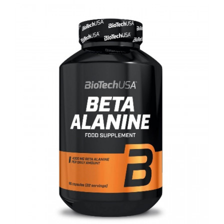 BioTech USA Beta Alanine 90 caps.