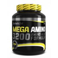 BioTech USA Mega Amino 3200 500 tabs.
