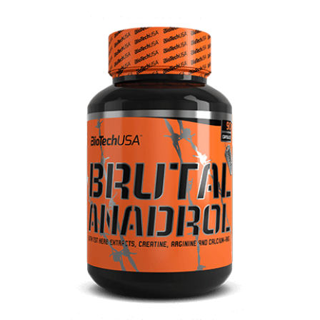 BioTech USA Brutal Anadrol 90 caps.