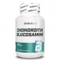 Biotech USA Chondroitin Glucosamine 60 caps.