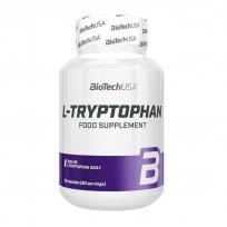BioTech USA L-Tryptophan 60 caps.