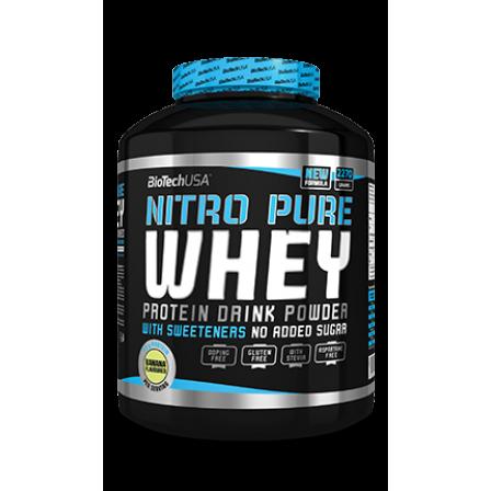 BioTech USA Nitro Pure Whey 2270 gr.