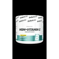 BioTech USA MSM+Vitamin C 150 gr.