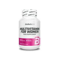 BioTech USA Multivitamin for Women 60 tab.