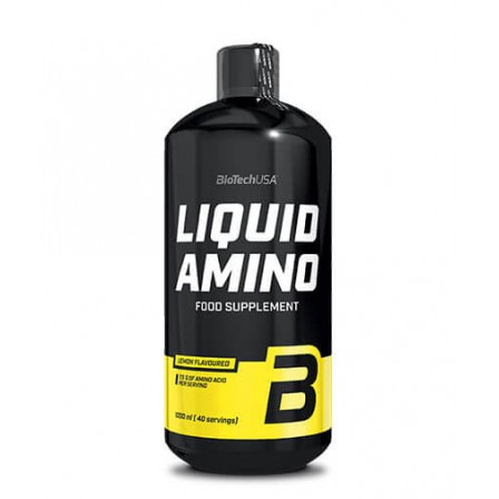 BioTech USA Amino Liquid 1000 ml.