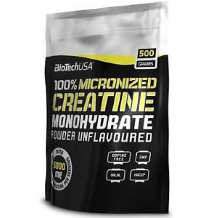 BioTech USA Creatine Monohydrate 500 gr.