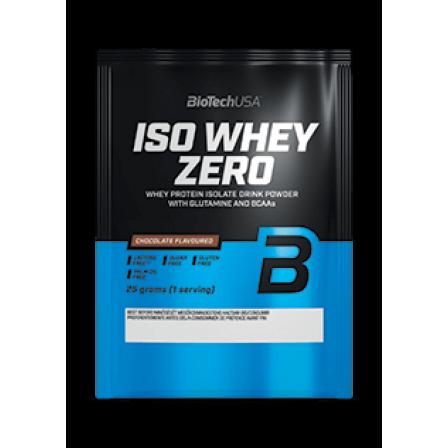 BioTech USA Iso Whey ZERO 25 gr.