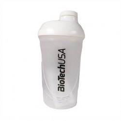 BioTech Wava Shaker White 600ml.