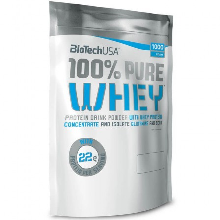 BioTech 100% Pure Whey 1000 gr.
