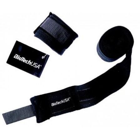 Biotech USA Bedford 2 Wrist Wrap Black