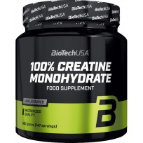 BioTech USA 100% Creatine Monohydrate 500 gr.