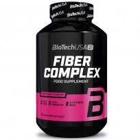 BioTech USA Fiber Complex 120 Chewable Tabs.