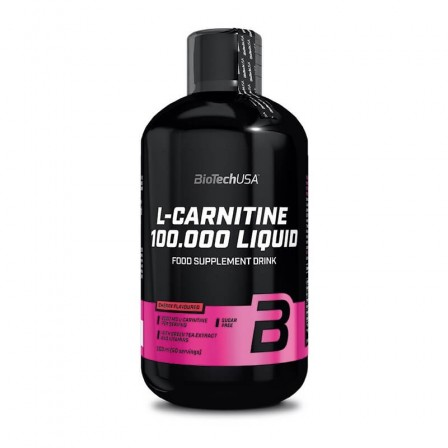 BioTech USA L-Carnitine 100.000 500 ml.