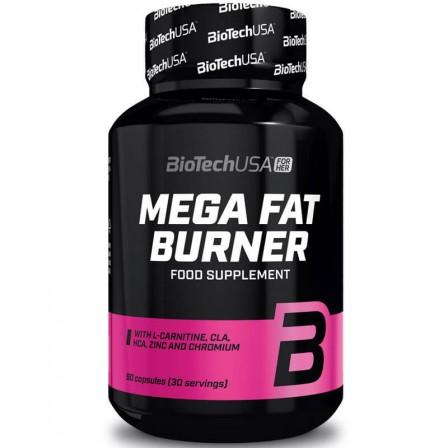 BioTech USA Mega Fat Burner 90 caps.