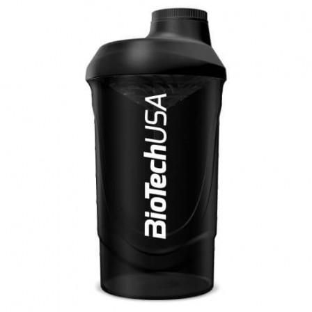 BioTech Wava Shaker Black 600 ml.