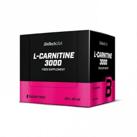 BioTech USA L-Carnitine 3000 25 ml.