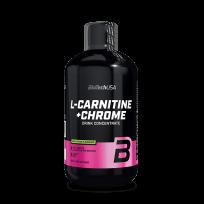 BioTech USA L-Carnitine + Chrome 500 ml.