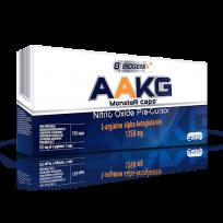 Biogenix AAKG Monster 120 caps.