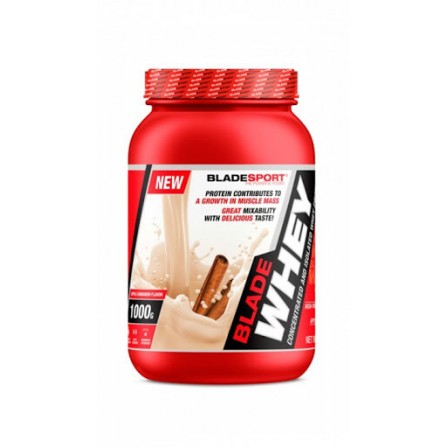 Blade Sport Blade Whey Protein Concentrate + Isolate 1000 gr.