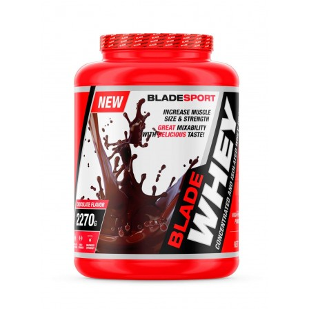 Blade Sport Blade Whey Protein Concentrate + Isolate 2270 gr.
