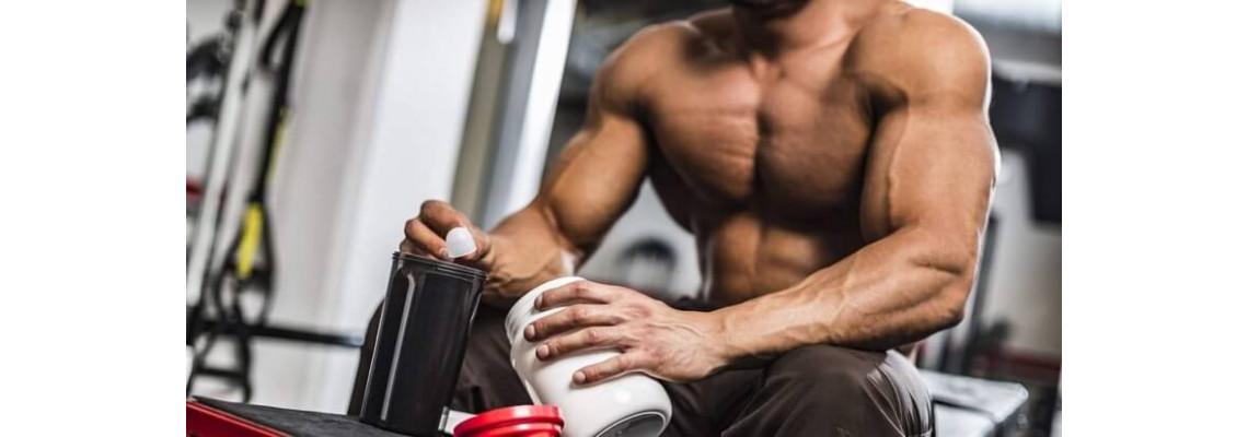 Протеин – средство за възстановяване на мускулите