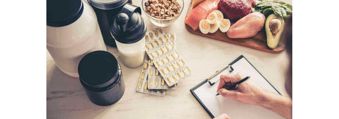 Кога да започнем да използваме хранителни добавки?