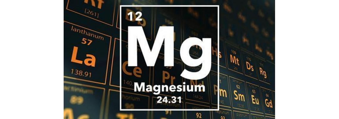 Кой магнезий да изберем? Разлика между различните форми на магнезий.