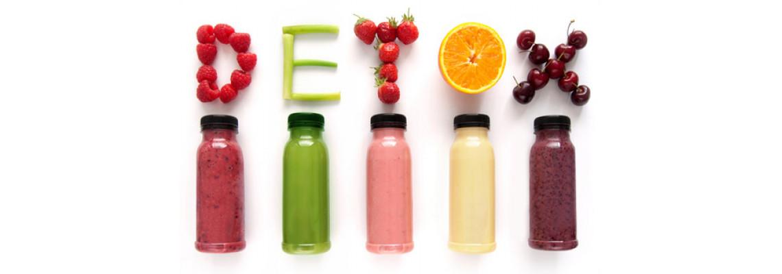 Как действат детоксикацията и детокс диетите?