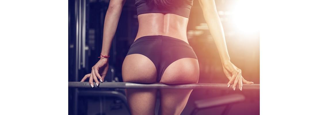 Упражнения за красиво и стегнато дупе